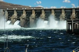 Lower Monumental Dam, Snake River